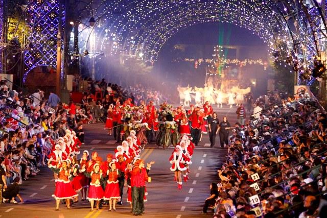 Seis curiosidades sobre o Natal Luz, maior espetáculo natalino da América Latina